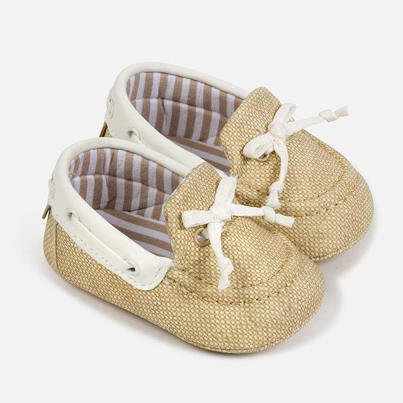 Стилни буйки за новородено бебе момче Mayoral 9277