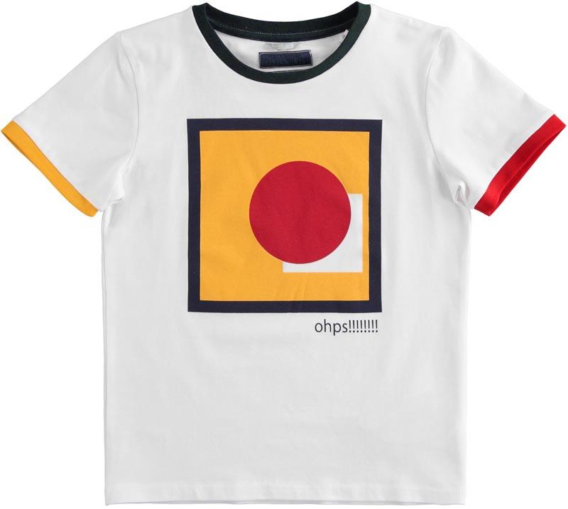 Свежа детска тениска Sarabanda 0J627