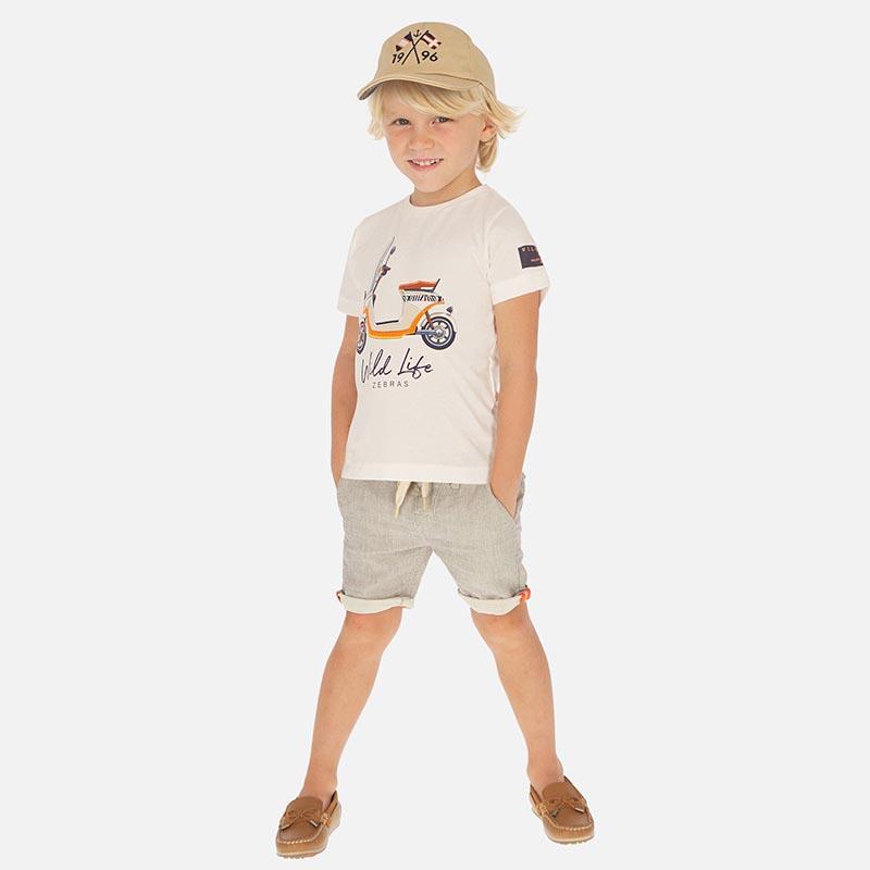 Къси свежи панталони за момче Mayoral 3263
