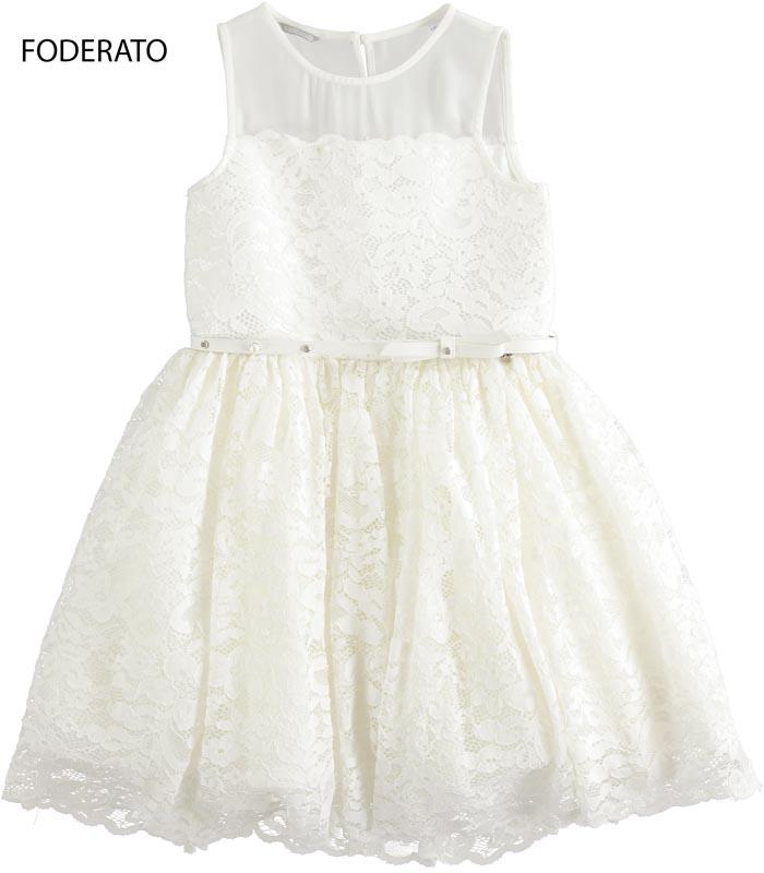 Официална детска рокля Sarabanda 0J428