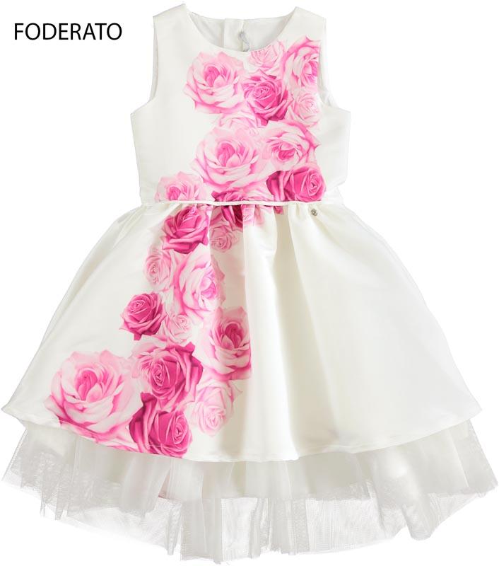 Елегантна детска рокля Sarabanda 0J456