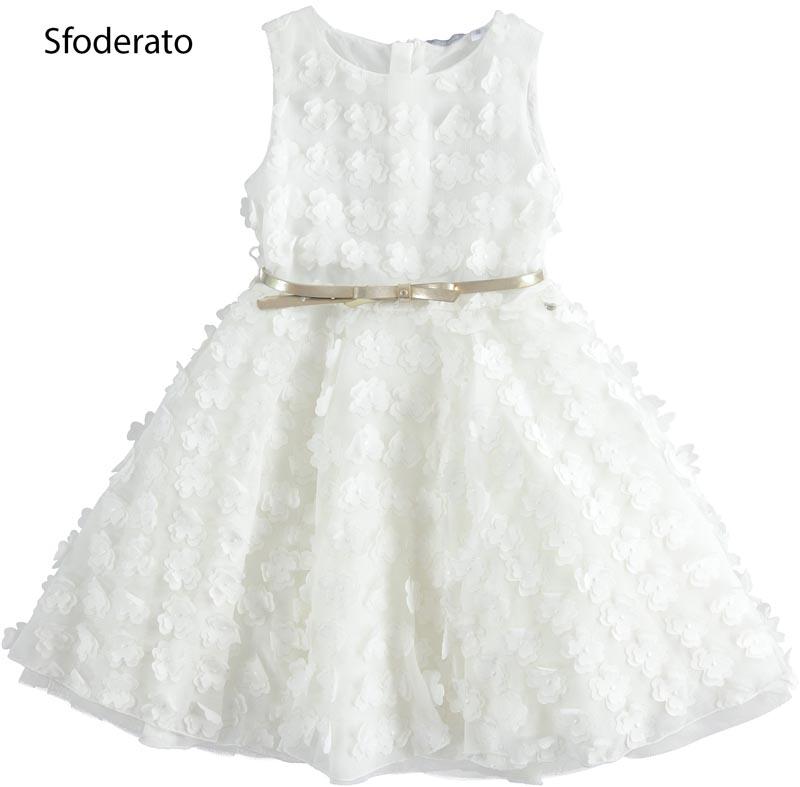 Елегантна детска рокля Sarabanda 0J460
