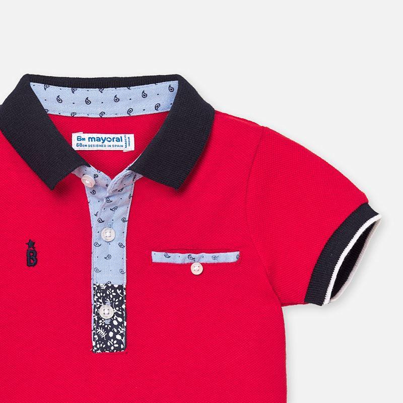 Свежа тениска за бебе момче Mayoral 1146 - 3