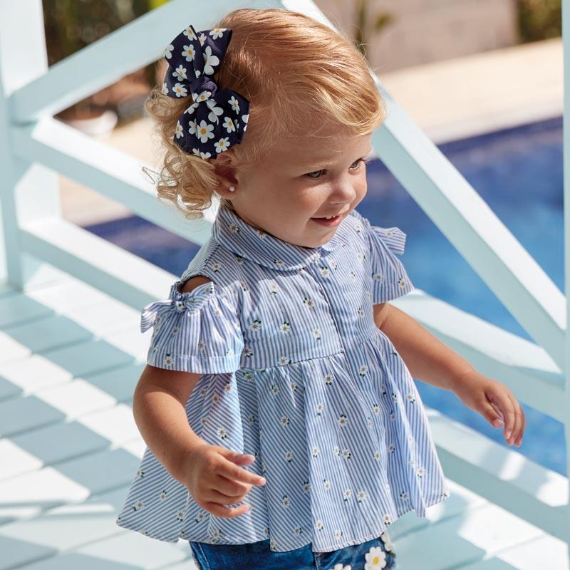 Сладка риза за бебе момиче Mayoral 1168