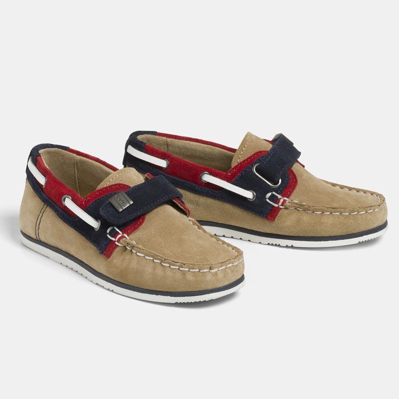 Стилни моряшки обувки за момче Mayoral 43195