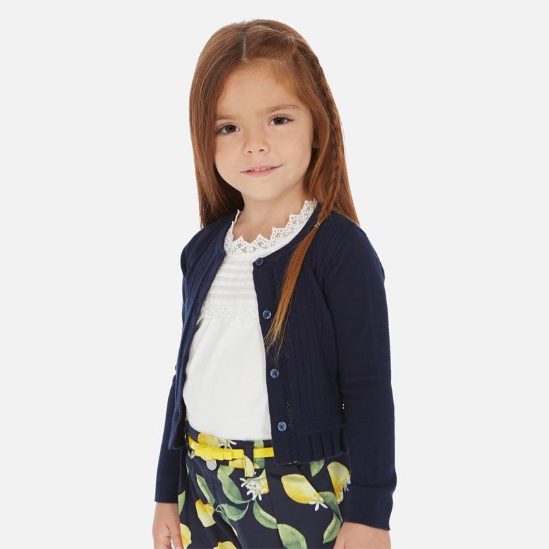 Детска плетена жилетка Mayoral 3320