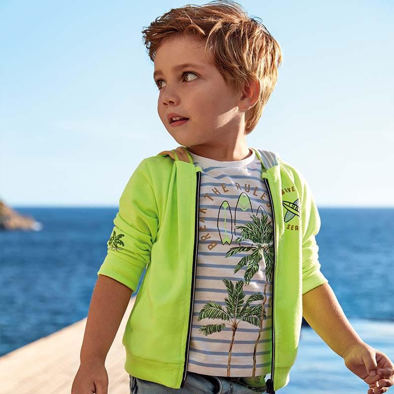 Детски комплект от тениски Mayoral 3065