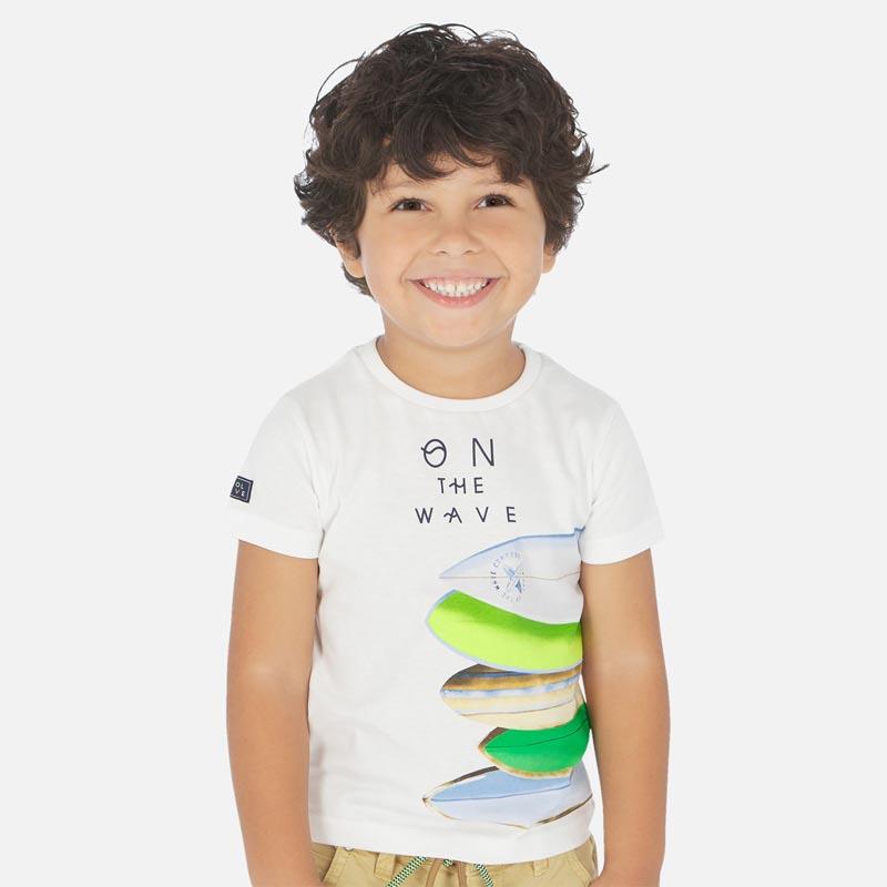 Детска спортна тениска Mayoral 3067