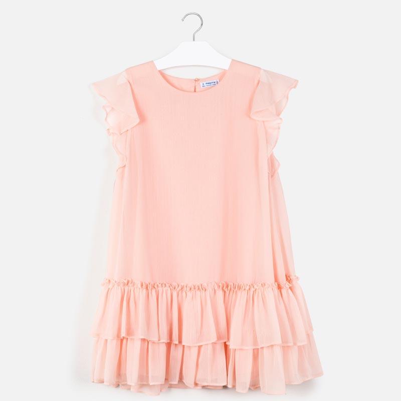Красива детска рокля Mayoral 6961
