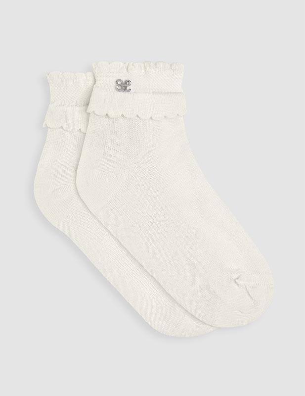 Нежни детски чорапи Abel&Lula 5408