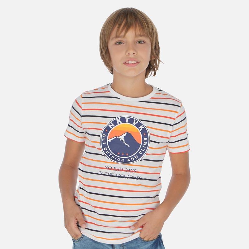Свеж комплект от две тениски за момче Mayoral 6066