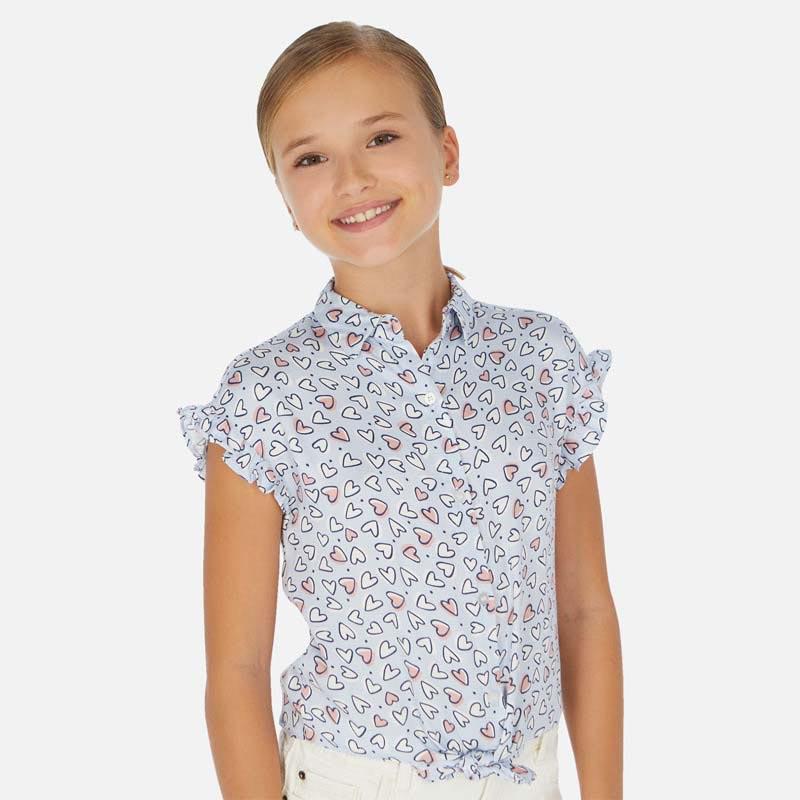 Нежна детска риза Mayoral 6166