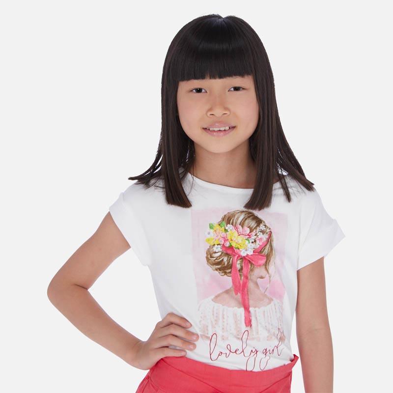 Свежа детска тениска Mayoral 6002