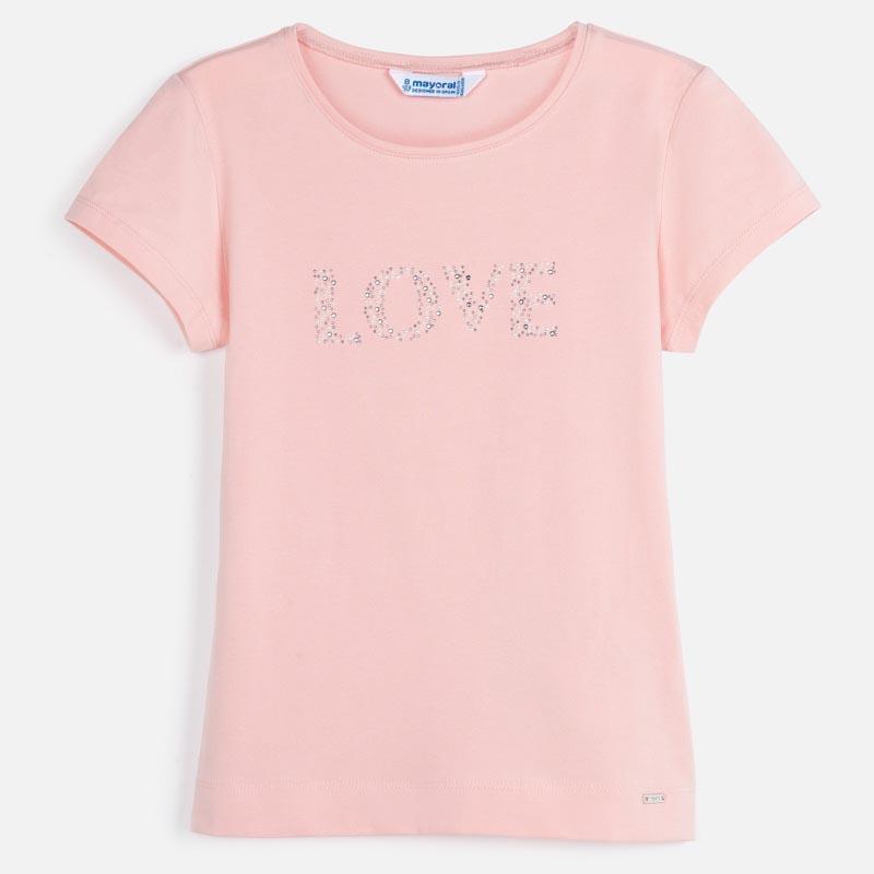 Детска изчистена тениска Mayoral 854