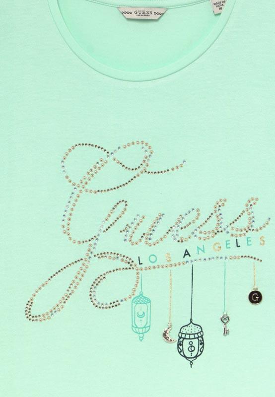 Красива детска блуза Guess J02I03K68D0 - 2