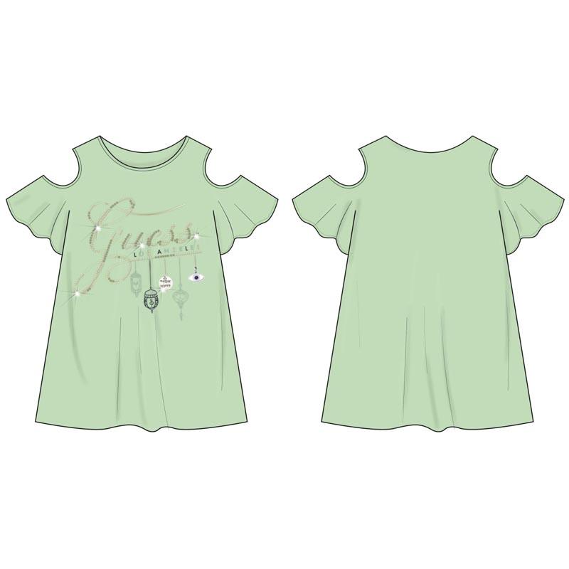 Красива детска блуза Guess J02I03K68D0 - 3