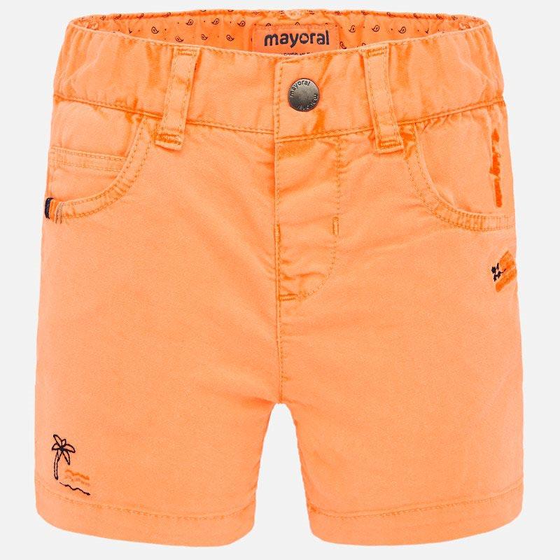 Къси летни панталони за момче бебе Mayoral 1291