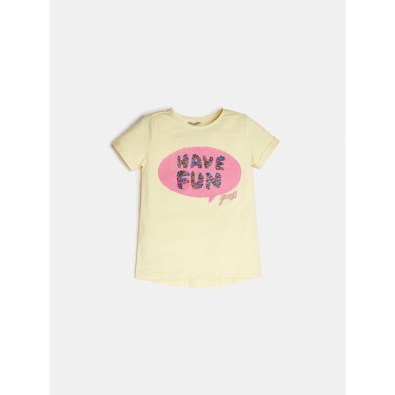 Свежа детска тениска Guess J025I08K6YW0