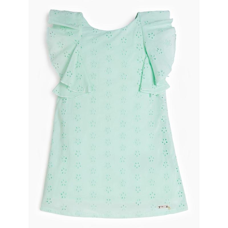 Красива детска рокля Guess K02K07WCS90