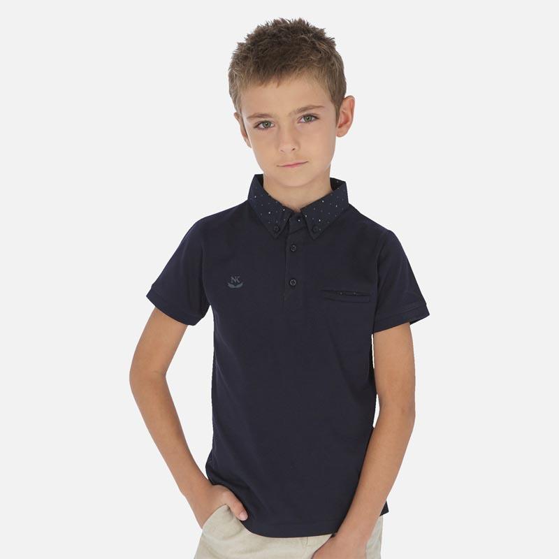 Стилна поло блуза Mayoral 6136