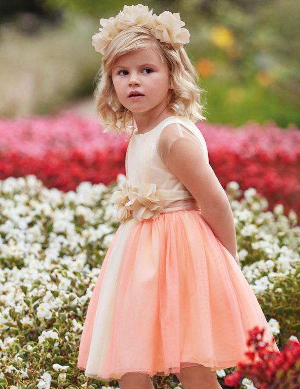Красива елегантна рокля Abel & Lula 5029