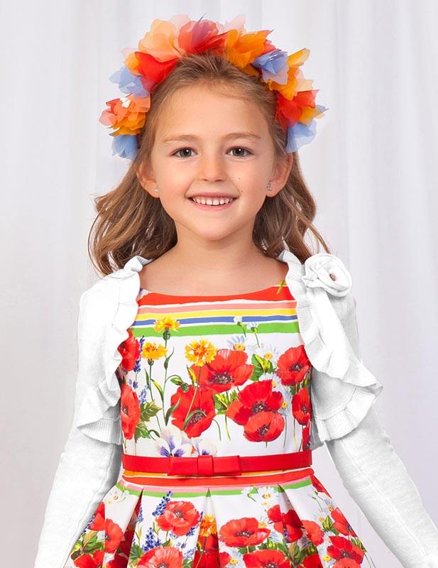 Красив колан с панделка Аbel & Lula 5432