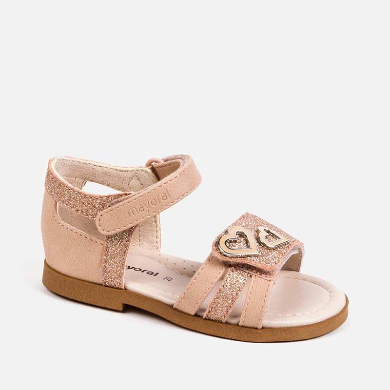 Нежни бебешки сандали 41154