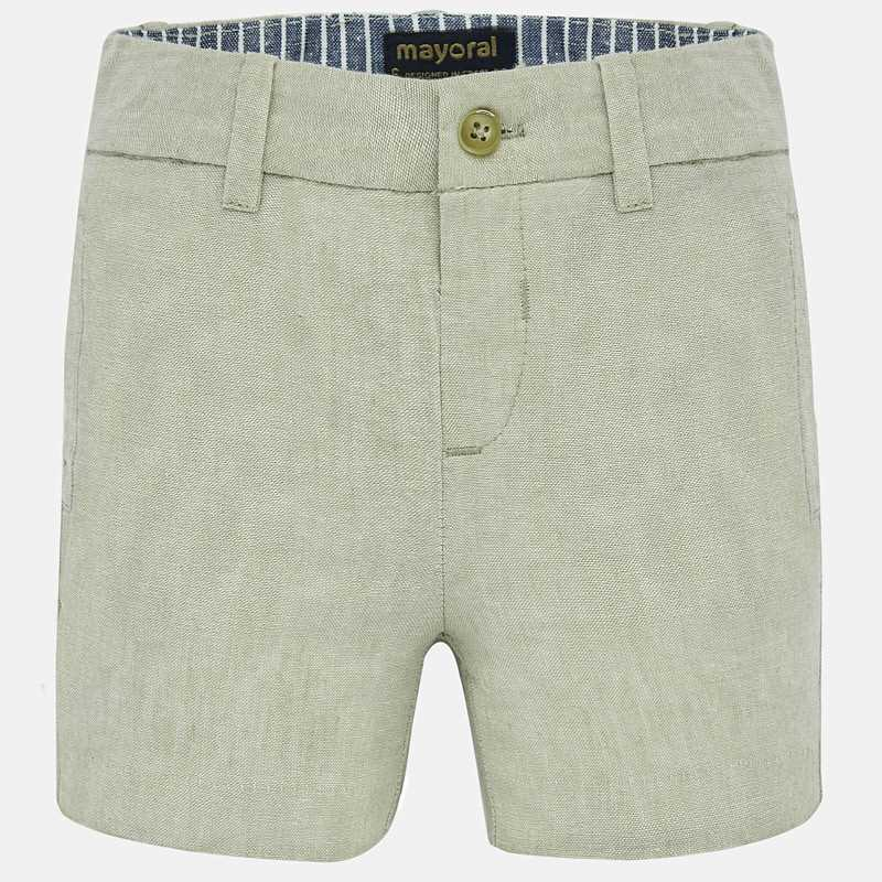 Официални къси панталони за бебе момче Mayoral 1282