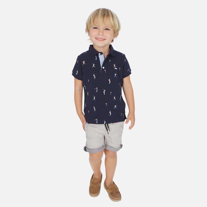 Модерни къси панталони за момче Mayoral 3254