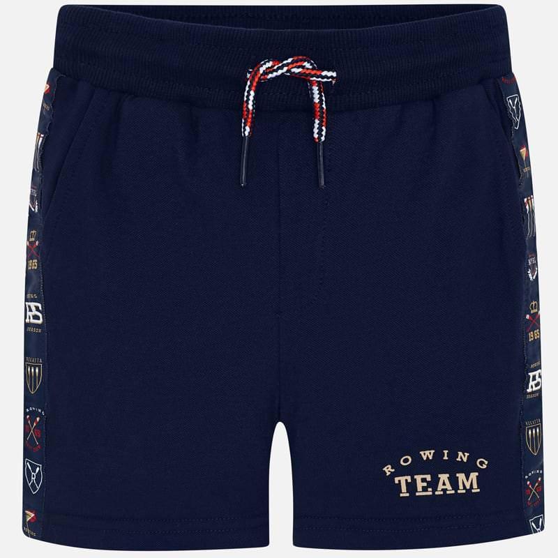 Спортни къси панталонки за момче Mayoral 3261