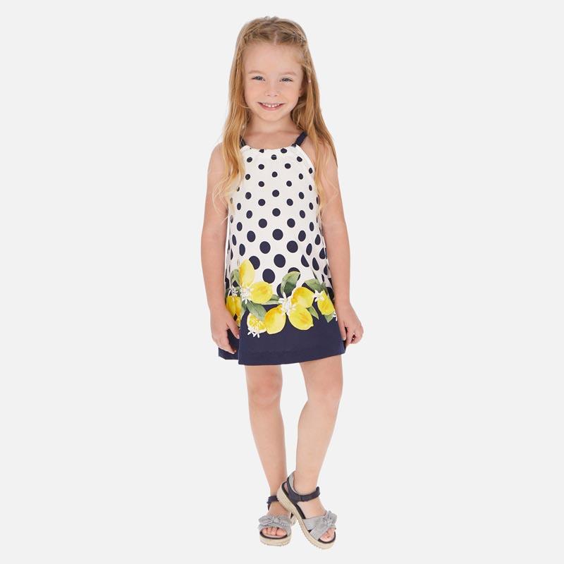 Красива детска рокличка Mayoral 3961