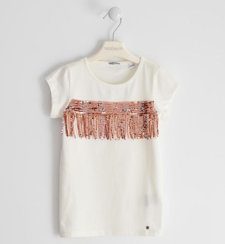 Детска красива блуза Sarabanda 0J715