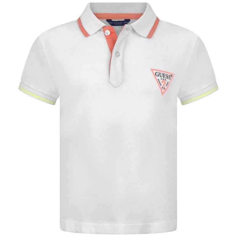 Стилна детска поло блуза Guess L02P04K9MY0