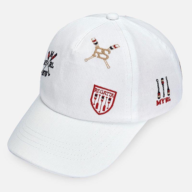 Детска шапка с козирка Mayoral 10791