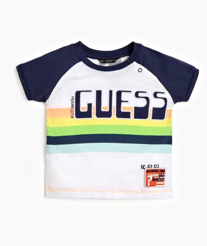 Детска свежа тениска Guess L02I18K5M20
