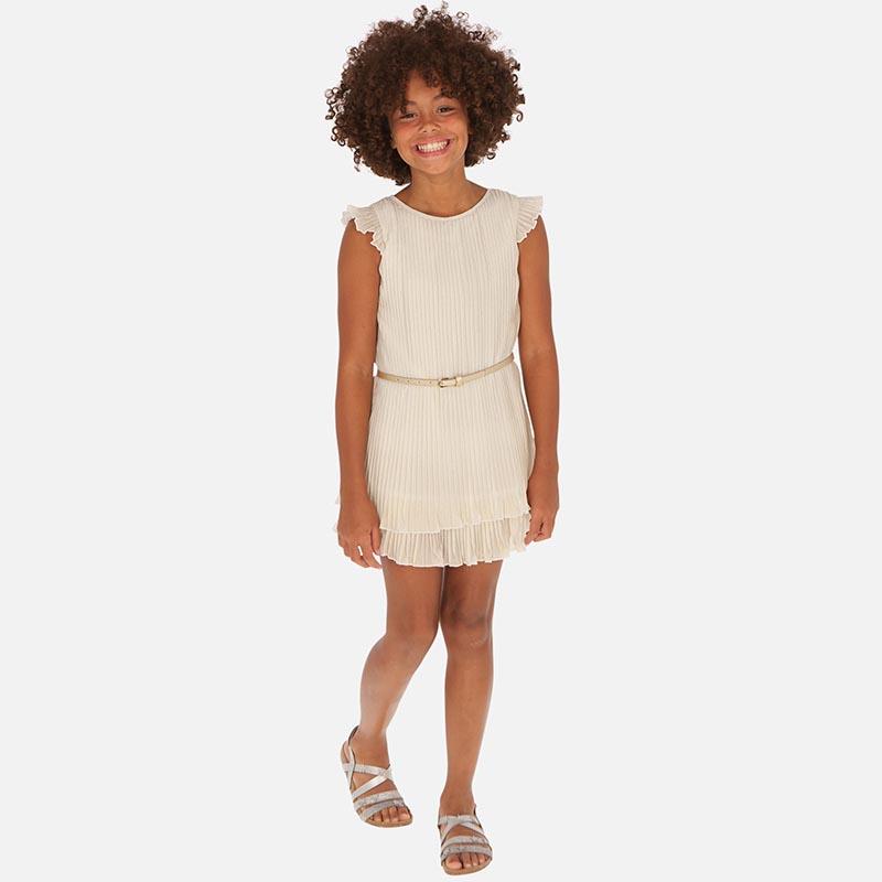Нежна детска рокля солей Mayoral 6970