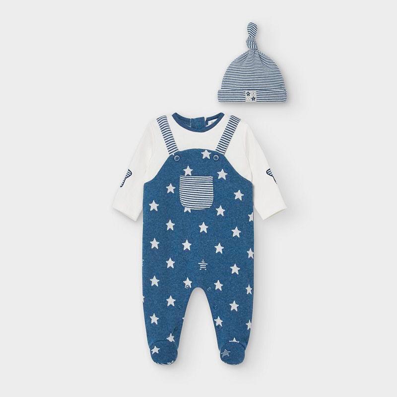 Удобен бебешки гащеризон Mayoral 2634