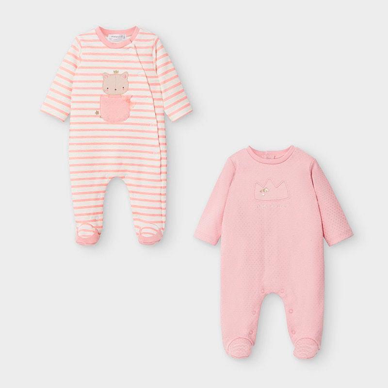 Комплект бебешки гащеризони Mayoral 2757