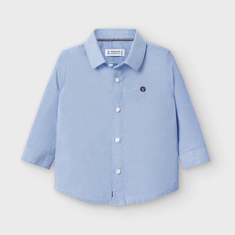 Изчистена бебешка риза Mayoral 113