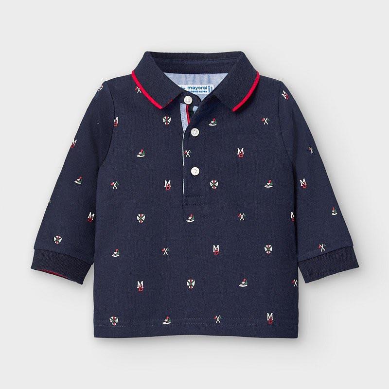 Спортно-елегантна блузка Mayoral 2124