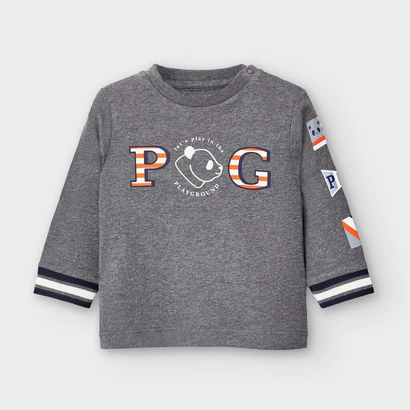 Бебешка спортна блуза Mayoral 2044