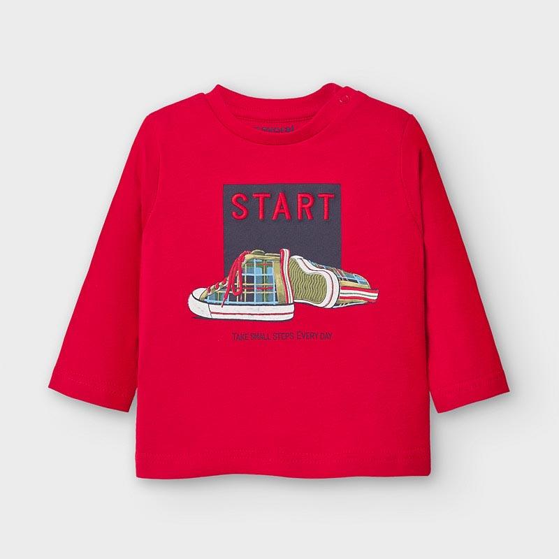 Бебешка спортна блуза Mayoral 2045