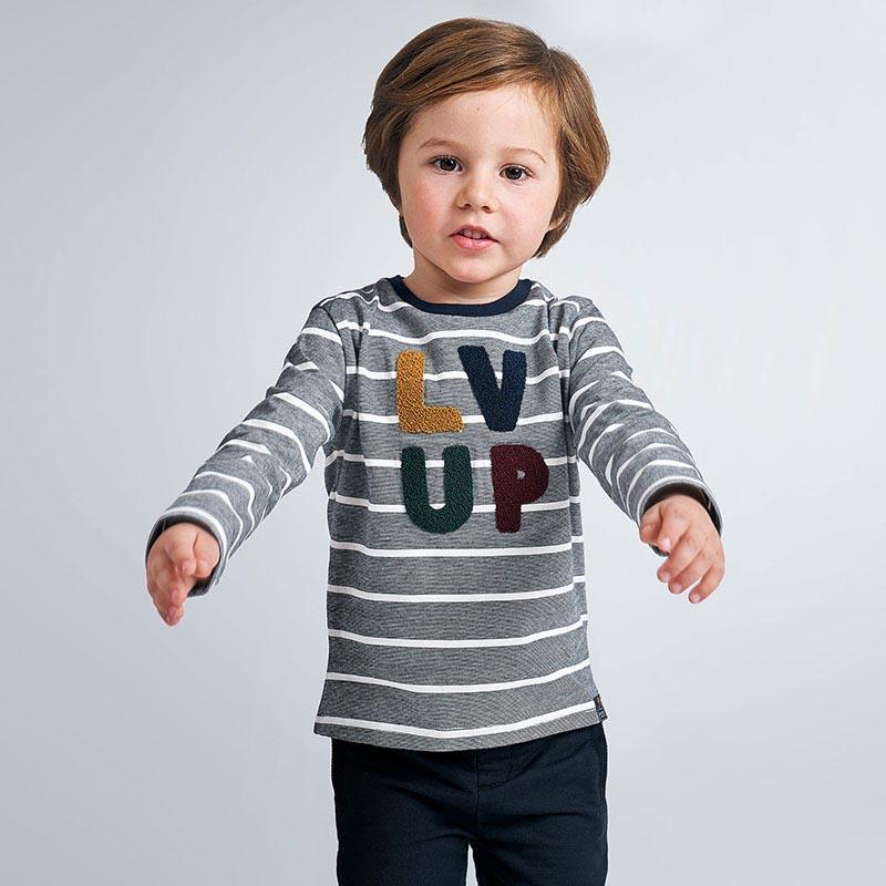 Детска блуза на райе Mayoral 4053