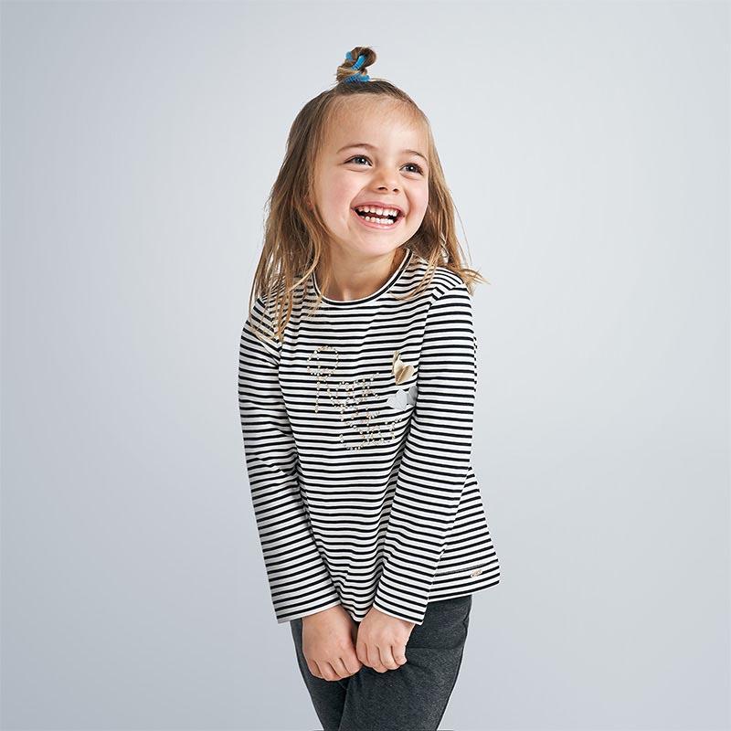 Детска блузка на райе Mayoral 4069