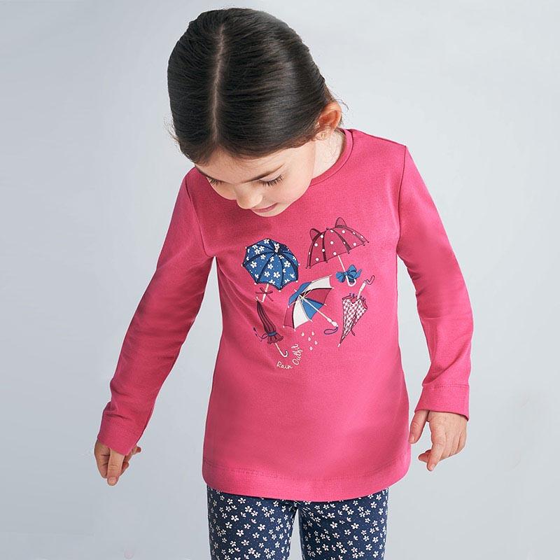 Детска цветна блузка Mayoral 4070