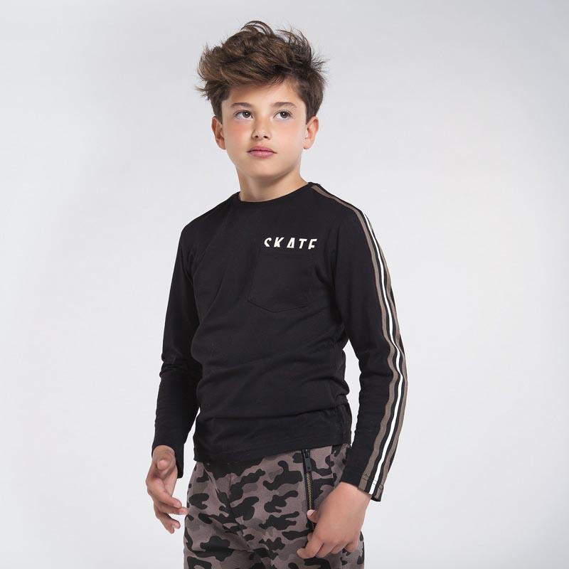Детска спортна блуза с ленти Mayoral 7045