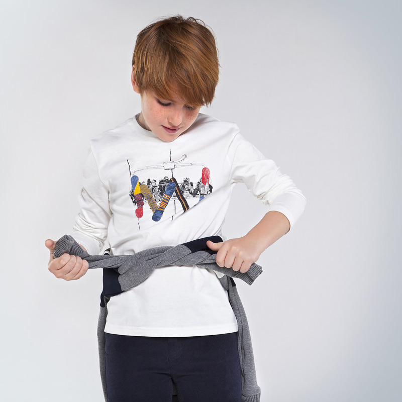 Детски спортен комплект блузи Mayoral 7050