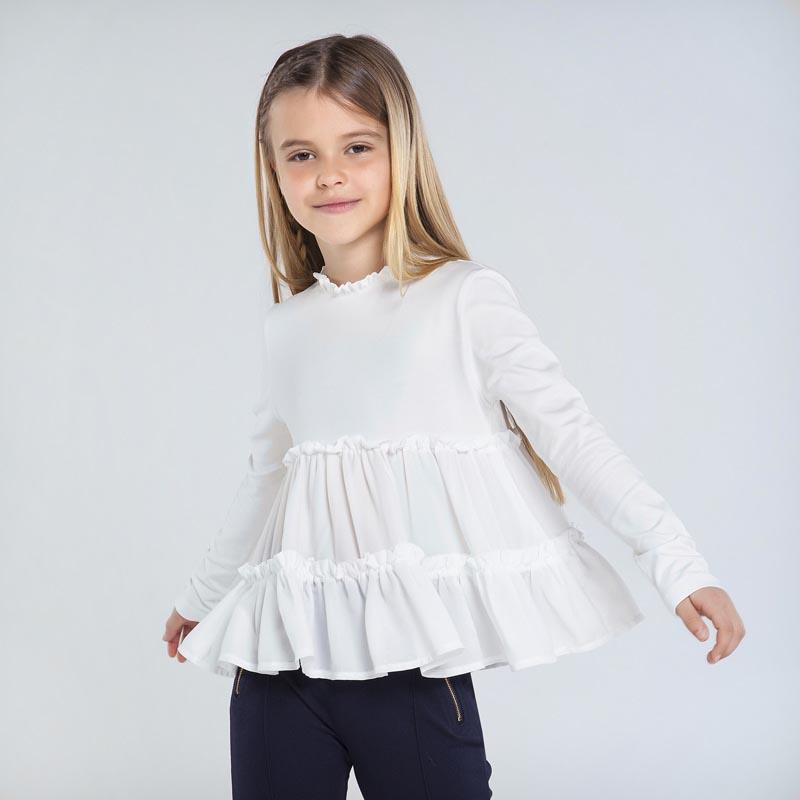 Детска красива блуза на харбали Mayoral 7064