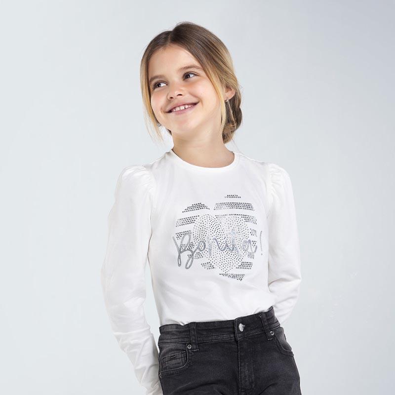 Детска красива блуза с набор Mayoral 7066