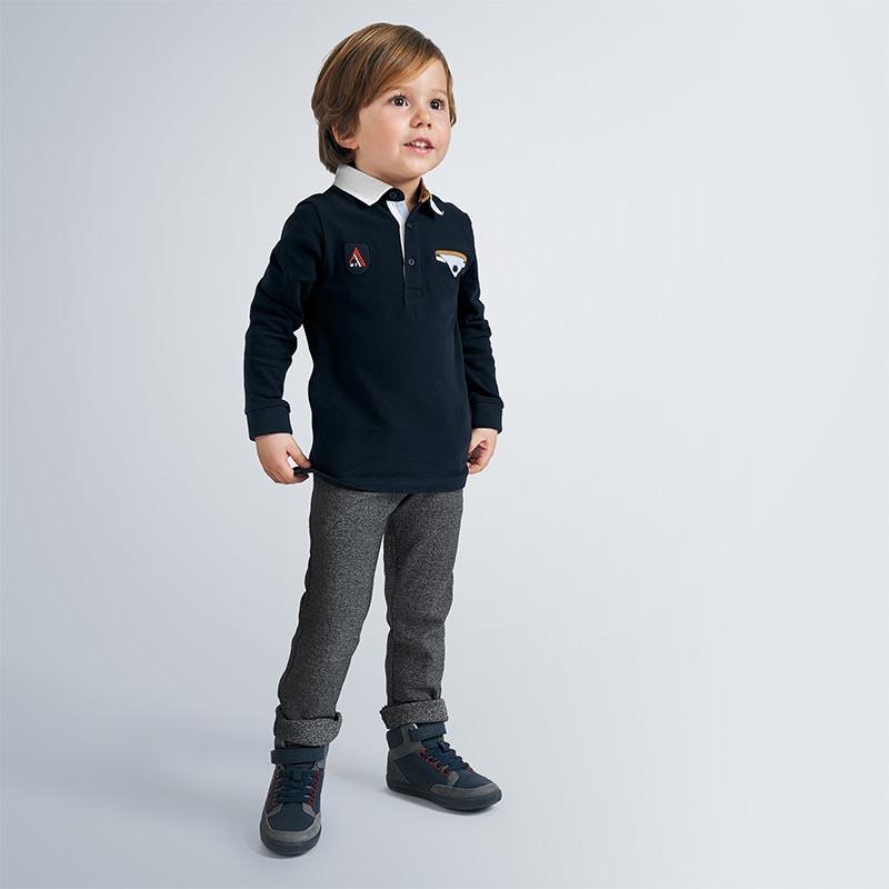 Стилен официален панталон за момче Mayoral 4538